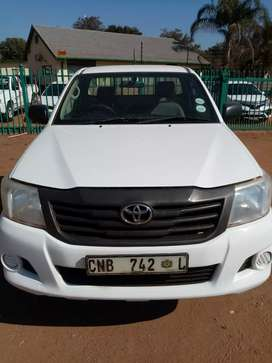 Toyota Hilux Srx for sale