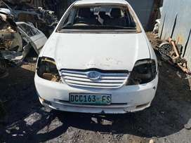 TOYOTA COROLLA 1.6 -STRIPPING FOR SPARES