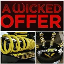 FK Automotive Coilover OFFER (Polo)