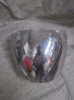 Визор из пластика для шлема