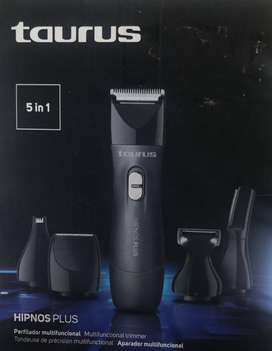 "Hair Clipper 5 In 1 Plastic Black 3V ""Hipnos Plus"""