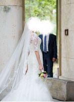 Suknia ślubna SINCERITY 3814 śliczna