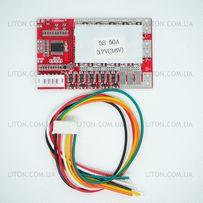 BMS контроллер 5s 4s 3s с балансиром для Li-ion АКБ на 12в, 14.4в, 18в