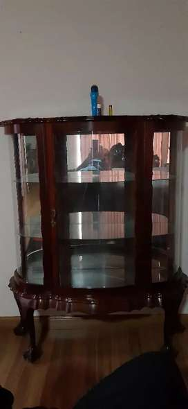 Antique display unit