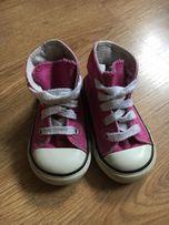 Converse trampki malutkie 11,5cm rozmiar 20 różowe