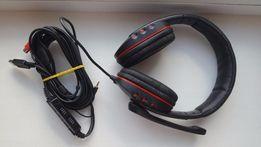 Отличные игровые наушники Lioncast LX16 Отличное состояние! (код 157)