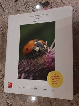 Biology Textbook - 11th edition