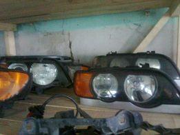 Bmw x5 e53 фара фонарь стоп