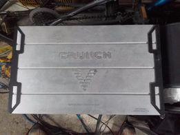 wzmacniacz ,bass ,subwoofer,C R U N C H 2000 watttttt