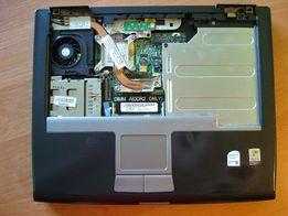 Dell Latitude D520; port RS 232; uszkodzony