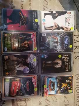 PSP Games and PSP Movies for sale