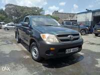 Toyota Hilux local well kept singlecab spacious 0
