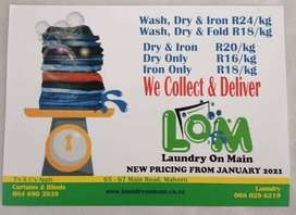 Laundry on Main