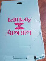 Trampki dziewczęce firmy Lekki Kelly