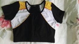 Krótka sportowa koszulka s/m