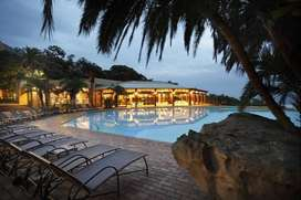 2 nights stay at the wildcoast sun 5th and 6th of April