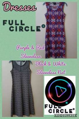 FULL CIRCLE:  QUALITY CHAIN-STORE LADIES APPAREL & MERCHANDISE.