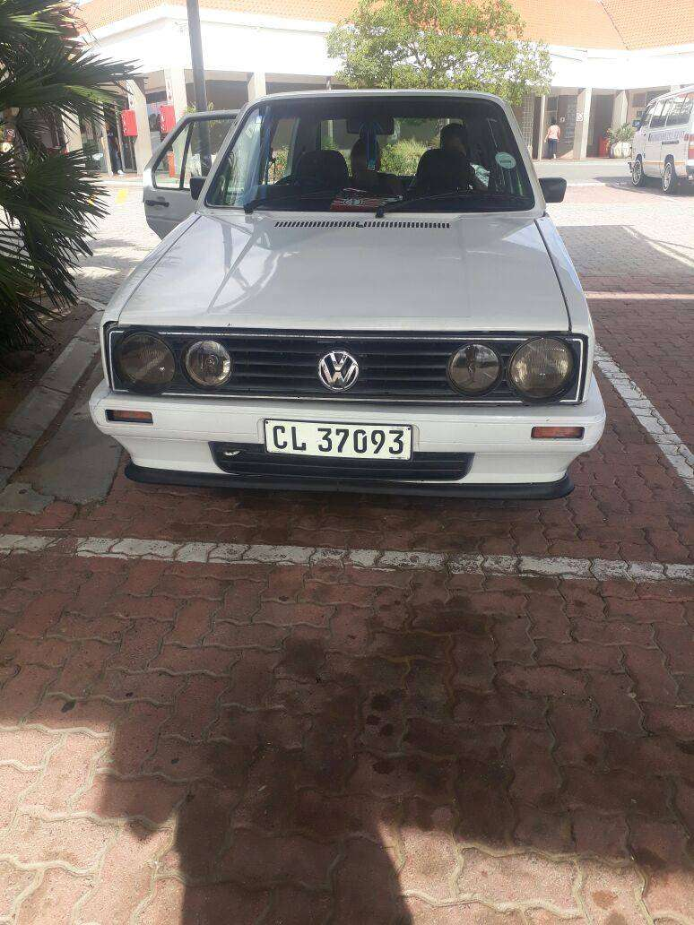 VW GOLF CHICO 1.6 FOR SALE 0