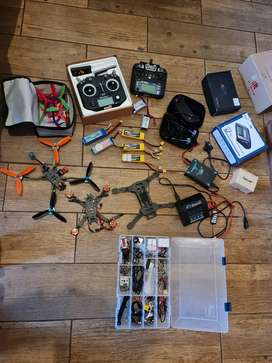Fpv drone and parts