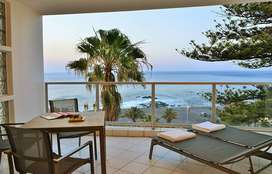 The Peninsula All-Suite - Bantry Bay . Cape Town.  8 to 15  April