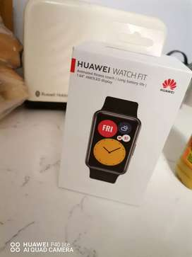Huawei watch fit in perfect condition.