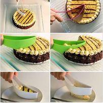 Ніж для красивої і акуратної нарізки торту.