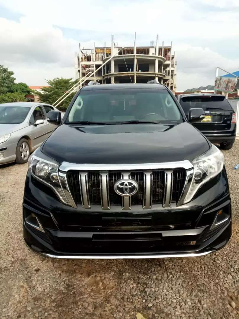 Land cruiser Prado 2016 0