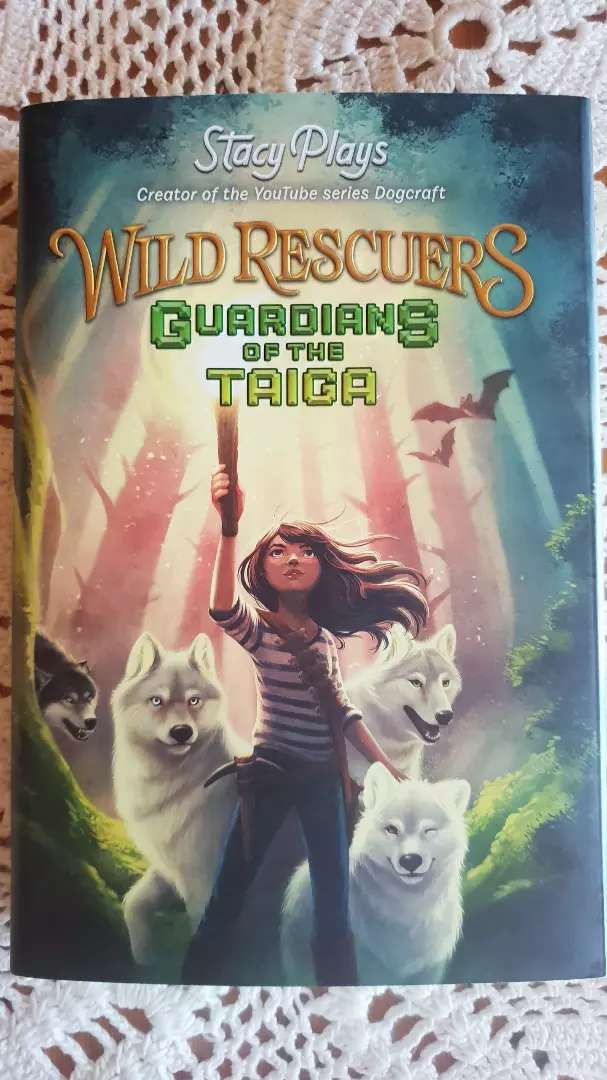 Stacy Plays Wild Rescuers Guardians Of The Tiga Book 1 0