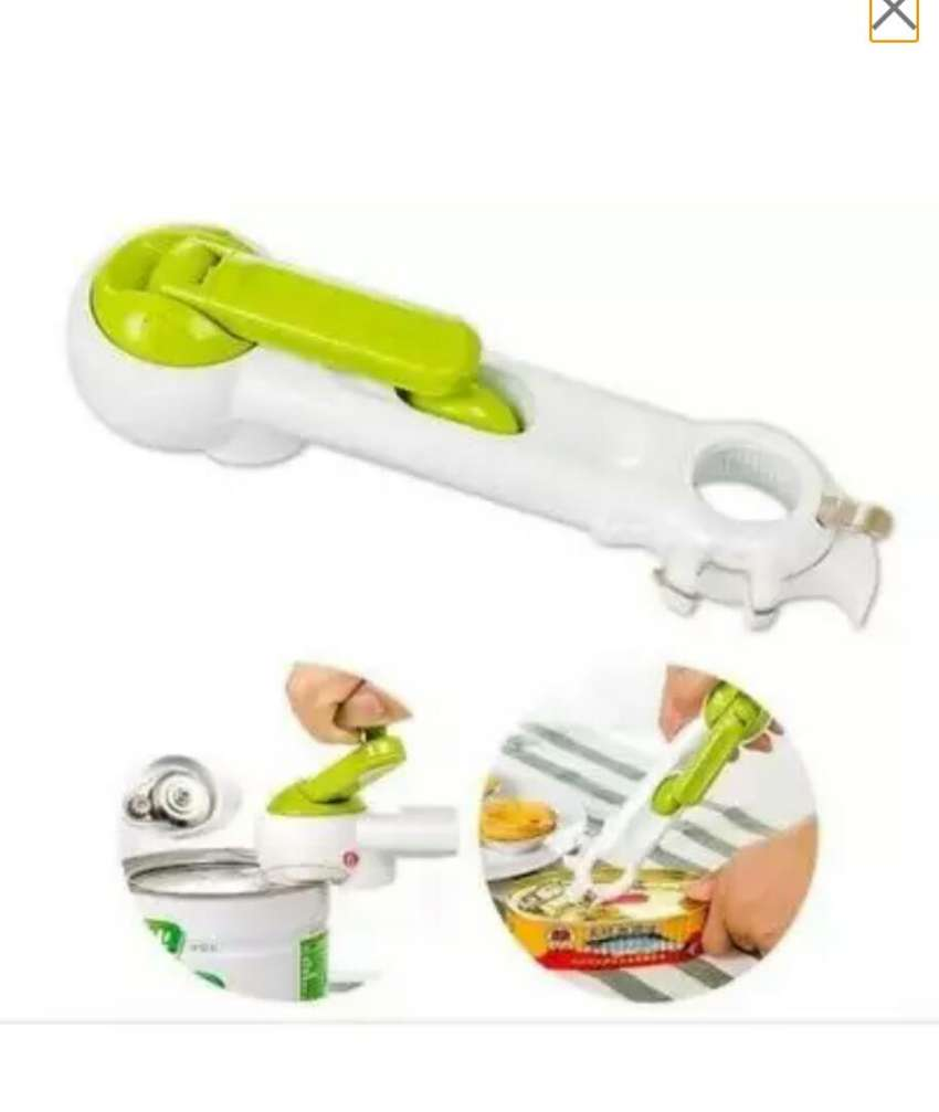 6 in 1 tin cutter and kitchen tool 0