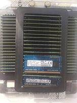 DDR3 4GB 1.35V 1Rx8 1600mHz SO-DIMM KINGSTON, Samsung, Hynix