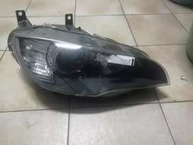 Headlight for BMW X6 preface