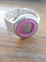 Zegarek Casio różowy biały dziecięcy damski