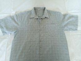 koszula męska- krótki rękaw rozmiar XL