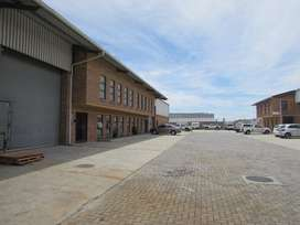 MONTAGUE GARDENS: 505m2 Warehouse To Let