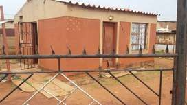 House to rent ext. 9 in Katlehong