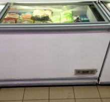 Морозильная камера, морозильный ларь 829л, 680л AHT Salzburg(Австрия)