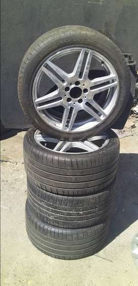 merc  benz amg rims for sale