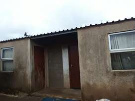 4 room house and outside rooms for sale @ Zola 2