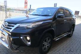 2016 TOYOTA FORTUNER 2.8 GD6 AUTOMATIC DIESEL