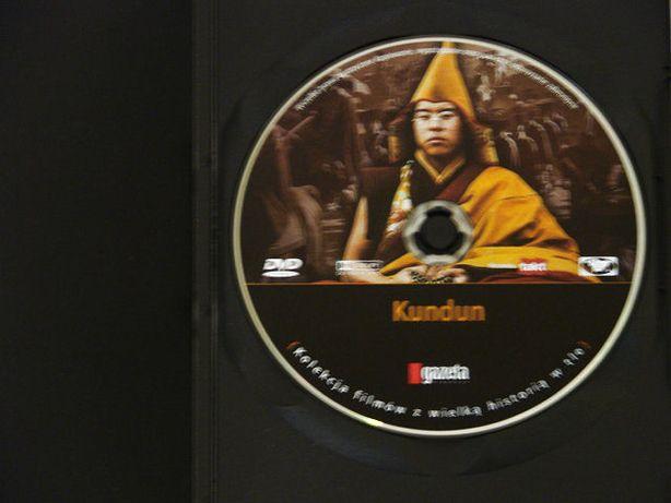 Kundun - życie Dalaj Lamy (1997) FILM DVD Pieszyce - image 3