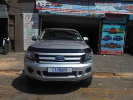 2012 FORD RANGER 2.2 DOUBLE CAB