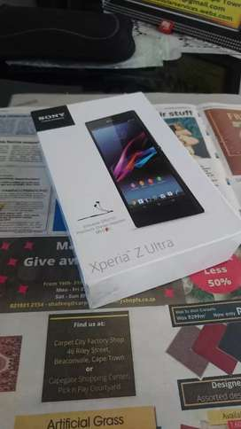 SONY XPERIA Z ULTRA 6.4 INCH PHABLET LIMITED WHITE EDITION AS NEW