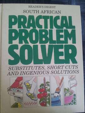 Reader's Digest coffee-table book for sale (PRACTICAL PROBLEM SOLVER)