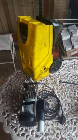 High Pressure Cleaner Spares Bundle