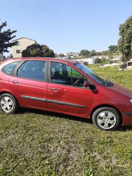 Renault scenic 1.6 16v Automatic FOR SALE
