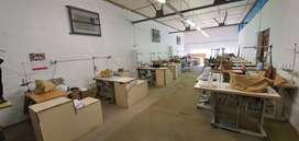 Factory premises to let in Woodstock @ R 60 per sq meter