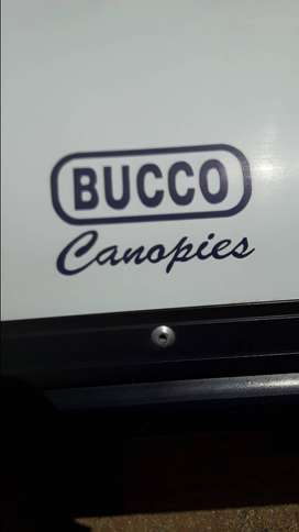 BUCCO CANOPY FOR 2009 TRITON BOUBBEL CAB