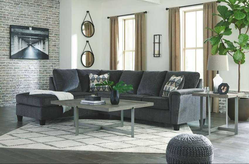 Anny L shape corner couch