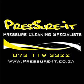 Pressure-it | Commercial High Pressure Cleaning Durban
