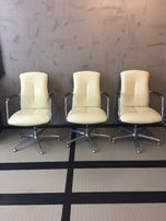 Кресло кожаное GENESIS, дизайнерское, модерн.